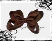 Brown Boutique Bow