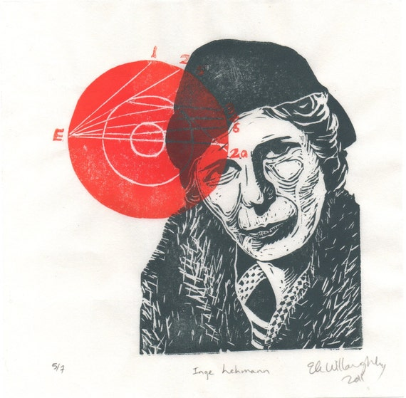 Inge Lehmann, who was the first to discern the true nature of the Earth's core.