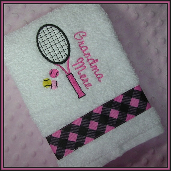 Personalized Sweat Towel