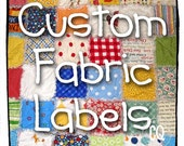 Custom Fabric Labels For You