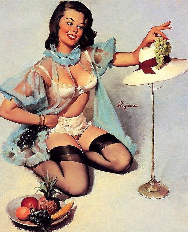 Club head vintage porn