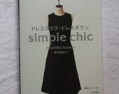 Simply Beautiful Wardrobe - Japanese Sewing Book