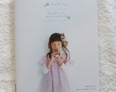 Lovely Children's Clothes II  - Japanese Sewing Book