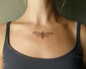 4 Bugs: Temporary Tattoos
