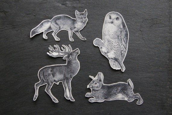 Limited Edition: Winter Temporary Tattoo Series