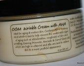 OGM Wrinkle Cream with Alpha Hydroxy Best Seller
