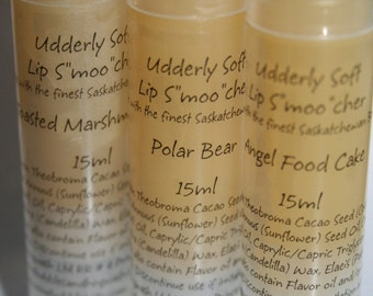 Udderly Soft Lip Smoocher Tasty Trio Three Pack
