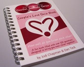 Couple's Love Quiz Book - 145 Fun Questions - Tons of Fun - Large Size