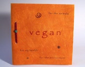 Vegan Ecofriendly Journal