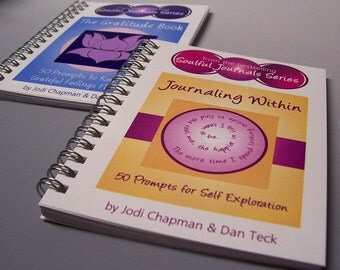Journaling Within and The Gratitude Book - Together At Last