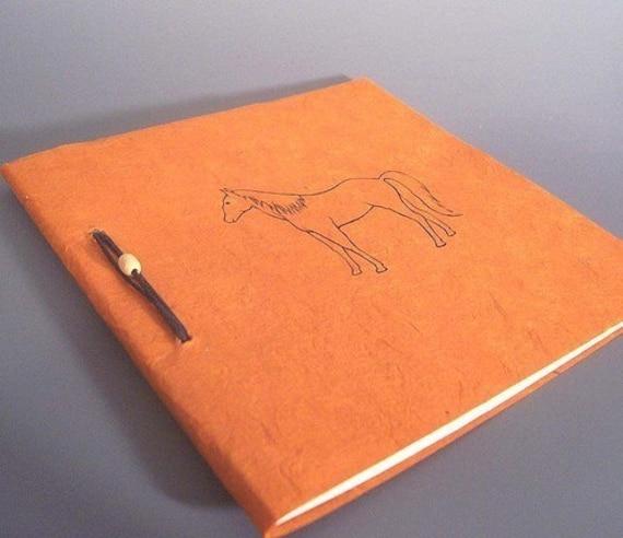 SALE - Horse Ecofriendly Journal