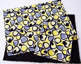 Retro Placemats, Contemporay Placemats, Modern Placemats,