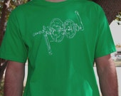 Crankset T Shirt-Green