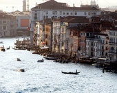The Main Canal of Venice - 16 by 20 Limited Edition Photograph