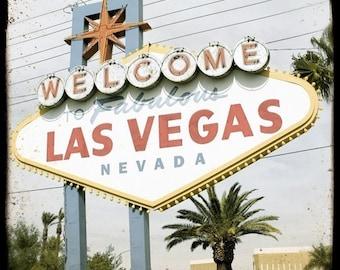 Las Vegas 5x5 Fine Art Photo