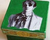 William Butler Yeats Celtic Twilight Poetry Pox