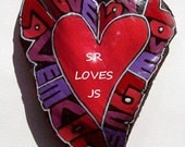 VALENTINE Personalized for YOU