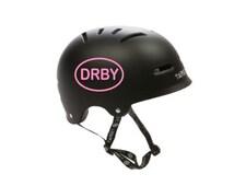 Roller Derby Decals, for helmet, car, cut vinyl DRBY