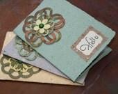 Handmade Paper Notecards - EtsyPaper