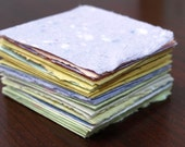 Handmade Paper - Mini Sheets 070901