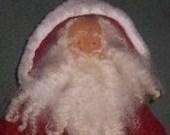 pdf-Pattern-Vintage Santa-e pattern photo prop