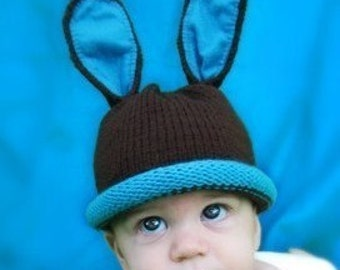 Pattern for Bunny HAT