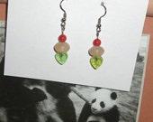 Cherry Tree Earrings, Pair 2