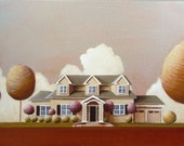 Custom painting of your house