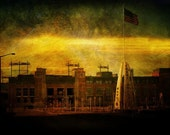 Lambeau Field - Green Bay Packers - Fine Art Photograph - Home Decor