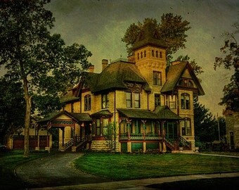 Historic House Fine Art - Home Decor