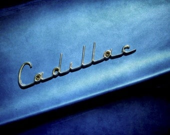 Cadillac Fine Art Photograph - Home Decor