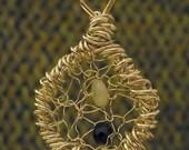 Custom mother's pendant for NicolaH