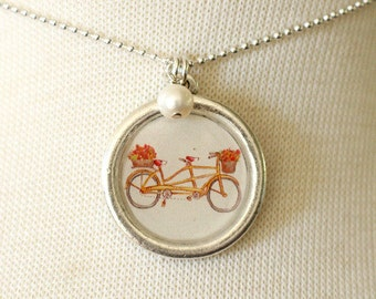 Necklace - Going Tandem