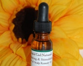 Natural Repairing Scalp and Hair Remedy Oil