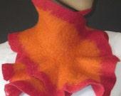 Flamenco Scarflette Flame Reversible