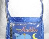 Aladdin Golden Book bag