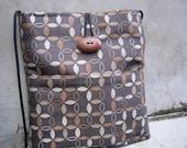 Large Shoulder Bag Jubilee with Double Outside Pockets
