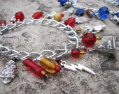 Charm Bracelet for Harry Potter Fans