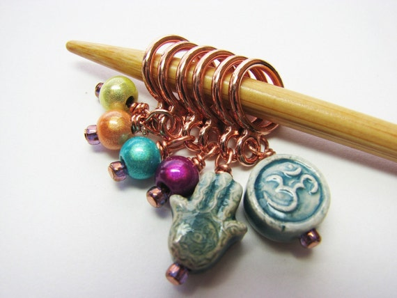 The Path to Enlightenment - Non-Snag Stitch Markers