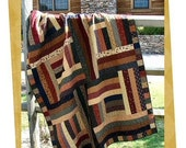 The Jelly Maker's Cabin Quilt Pattern