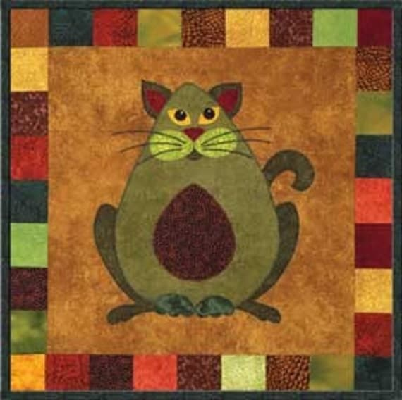 Avocato Quilt Pattern By Helene Knott Free By