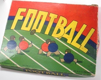 Football Game by J Pressman and Co