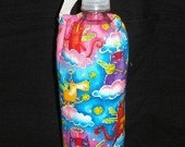 Sew Ez PDF Sewing Instructions Pattern To Make Water/Soda Bottle Covers/Holders