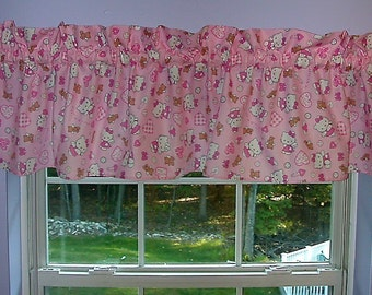 Sew Ez PDF Sewing Instructions Pattern To Make Curtains And/Or Valances