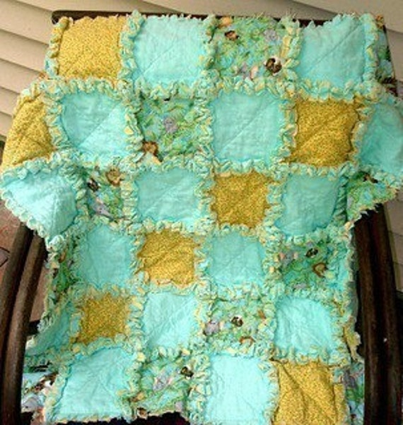 Sew Ez PDF Sewing Instructions Pattern To Make Rag Quilt Blankets