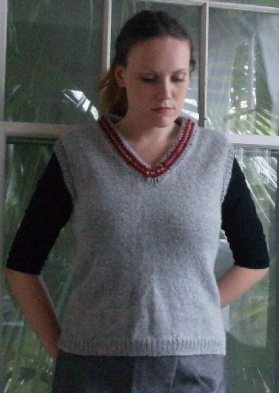Gryffindor Sweater Vest