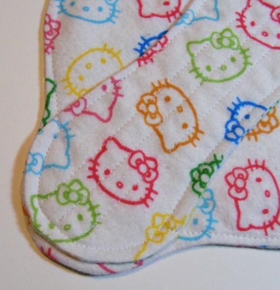 Hello Kitty - Cloth Sanitary Pad - Panty Liner
