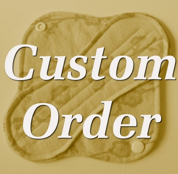 Custom Order RESERVED FOR Kris M