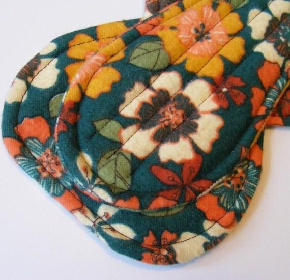 Blossom Super Soaker - Cloth Maxi Pad - PUL