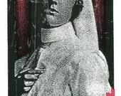 Alkaline Trio Nurse Concert Poster Screen Print by Print Mafia